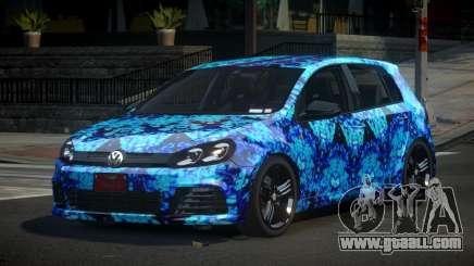 Volkswagen Golf GS-U S6 for GTA 4