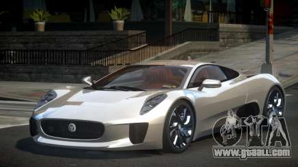 Jaguar C-X75 US for GTA 4