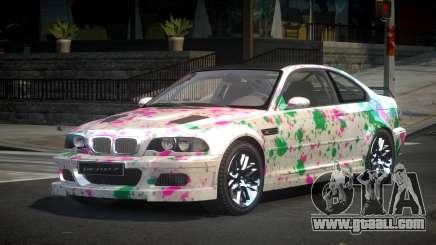 BMW M3 SP-U S3 for GTA 4