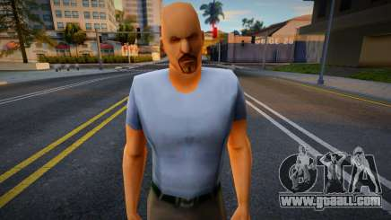 VCS Vance Gang v6 for GTA San Andreas