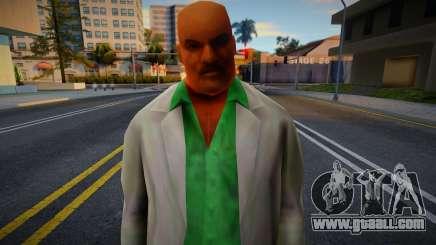 VCS Vance Gang v5 for GTA San Andreas