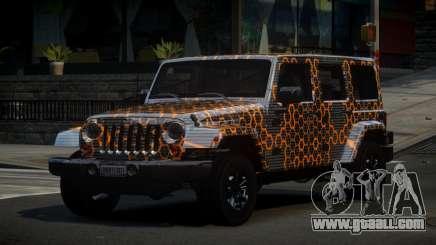 Jeep Wrangler US S9 for GTA 4