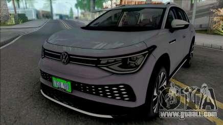 Volkswagen ID.6 X 2022 for GTA San Andreas