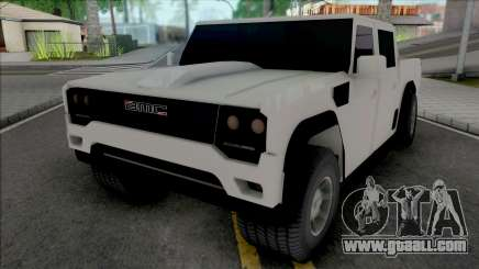 BMC Tulga for GTA San Andreas