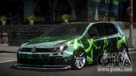 Volkswagen Golf G-Tuning S6 for GTA 4