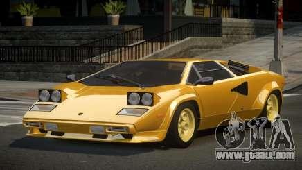 Lamborghini Countach LP400 S 1978 for GTA 4