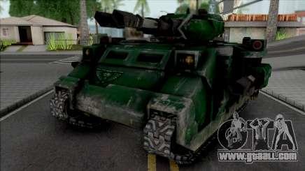 Dark Angels Predator Annihilator for GTA San Andreas