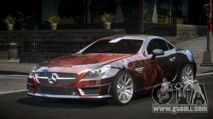 Mercedes-Benz SLK55 GS-U PJ7 for GTA 4