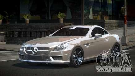 Mercedes-Benz SLK55 GS-U for GTA 4