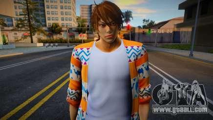Shin Casual Tekken (Casual boy) for GTA San Andreas