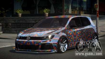 Volkswagen Golf G-Tuning S9 for GTA 4