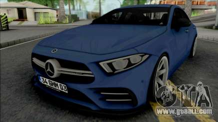 Mercedes-AMG CLS 53 for GTA San Andreas