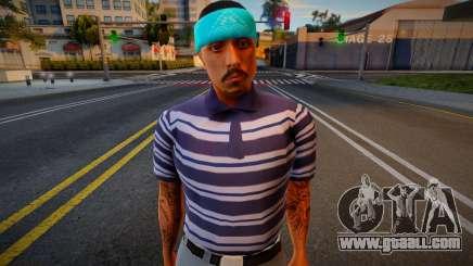 Varios Los Aztecas HD Version (VLA1) for GTA San Andreas