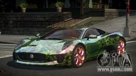 Jaguar C-X75 US S9 for GTA 4
