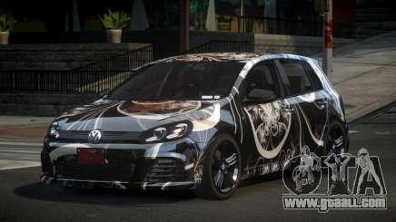 Volkswagen Golf GS-U S8 for GTA 4