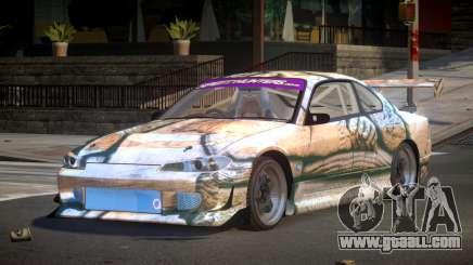 Nissan Silvia S15 Zq L1 for GTA 4