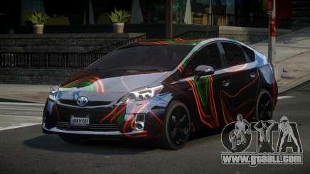 Toyota Prius US S4 for GTA 4