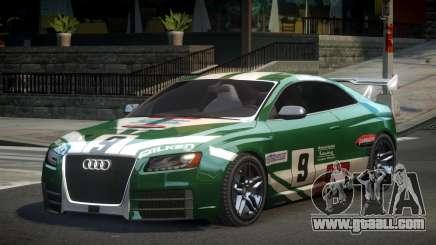 Audi S5 BS-U S9 for GTA 4