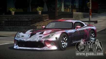 Dodge Viper G-Tuning PJ9 for GTA 4