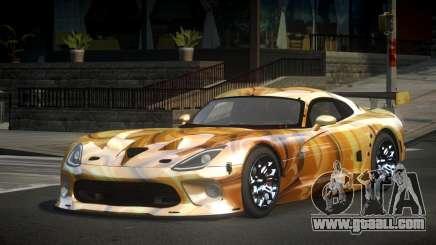 Dodge Viper G-Tuning PJ4 for GTA 4