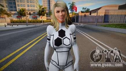 Fantastic 4: Invisible Woman Future Foundation for GTA San Andreas