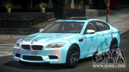 BMW M5 U-Style S7 for GTA 4