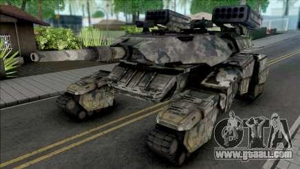 T-600 Titan from Call of Duty: Advanced Warfare for GTA San Andreas