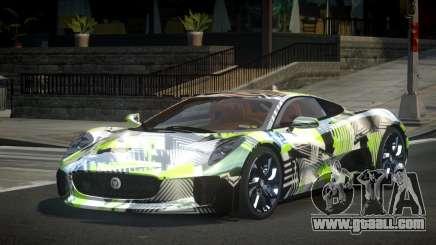 Jaguar C-X75 US S2 for GTA 4