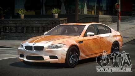 BMW M5 U-Style S9 for GTA 4