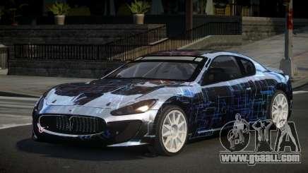 Maserati Gran Turismo US PJ6 for GTA 4