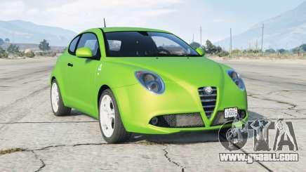 Alfa Romeo MiTo Quadrifoglio Verde (955) 2014 v2.5b for GTA 5
