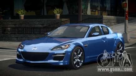 Mazda RX-8 Qz for GTA 4