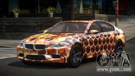 BMW M5 U-Style S4 for GTA 4