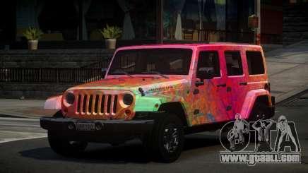 Jeep Wrangler US S5 for GTA 4