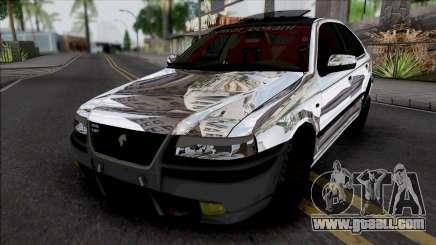 Ikco Samand Turbo for GTA San Andreas