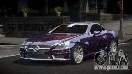 Mercedes-Benz SLK55 GS-U PJ8 for GTA 4