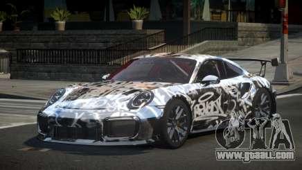Porsche 911 GT U-Style S7 for GTA 4