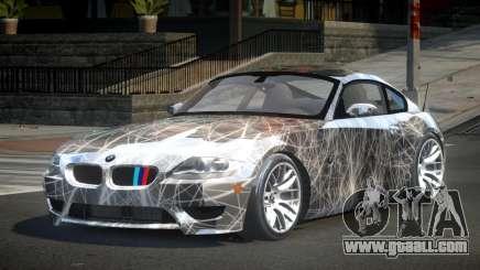 BMW Z4 Qz S8 for GTA 4