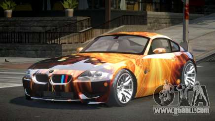 BMW Z4 Qz S3 for GTA 4