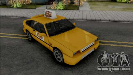 Pizza Delivery Car for GTA San Andreas