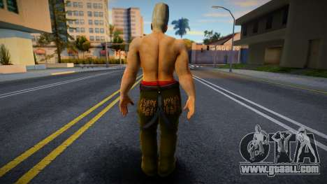 Paul Gangstar for GTA San Andreas