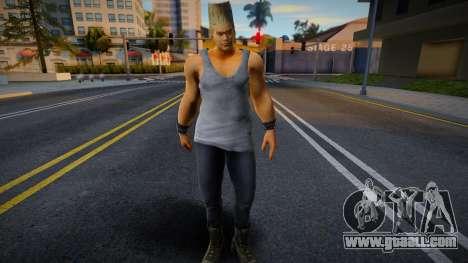 Paul New Clothing 1 for GTA San Andreas