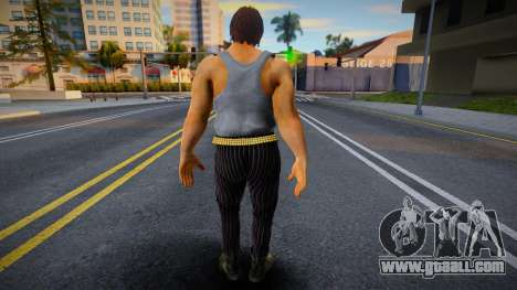 Miguel New Clothing 1 for GTA San Andreas