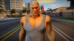 Bryan New Clothing for GTA San Andreas