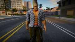 Paul Gangstar 7 for GTA San Andreas