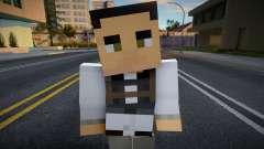 Medic - Half-Life 2 from Minecraft 9 for GTA San Andreas