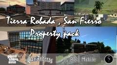 San Fierro, Tierra robada property pack