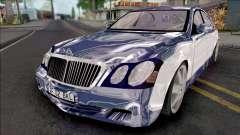 Maybach 57 for GTA San Andreas
