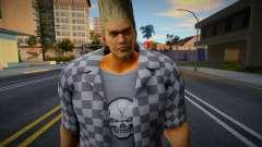 Paul Gangstar 1 for GTA San Andreas