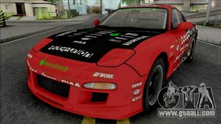 Mazda RX-7 Drift King (NFS ProStreet) for GTA San Andreas